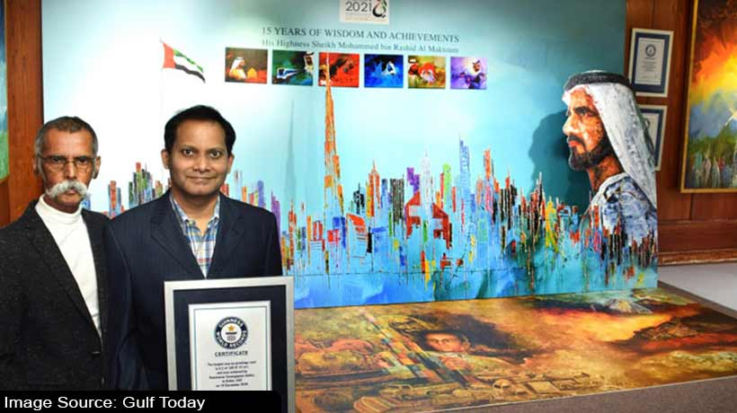 dubai-resident-makes-world-record-for-largest-greeting-card