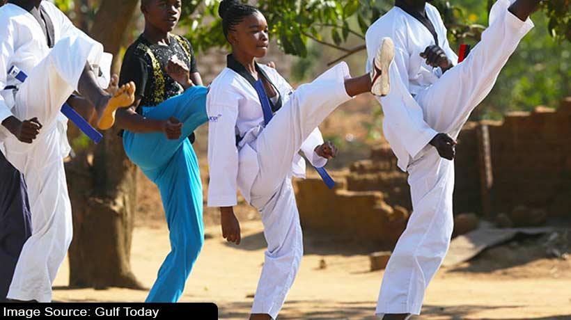 zimbabwe:-taekwondo-enthusiast-highlights-ills-of-child-marriage
