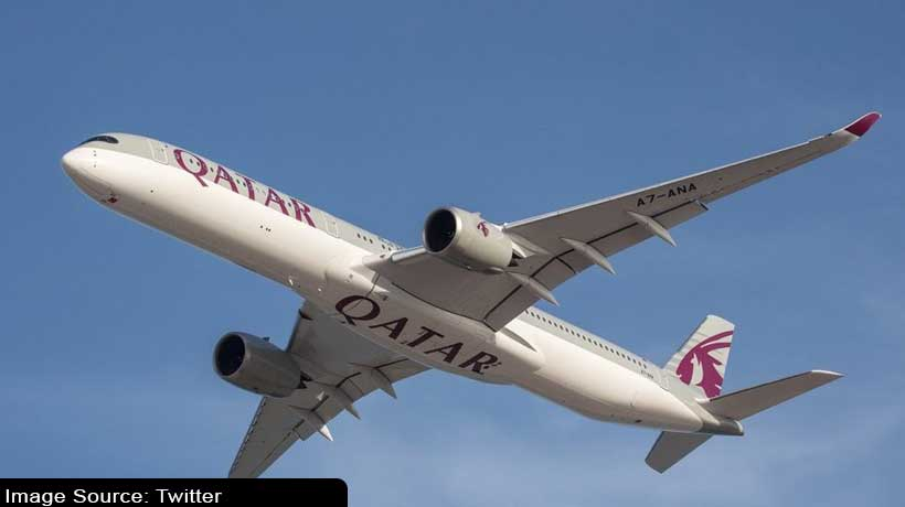 qatar-airways-sends-first-flight-through-saudi-airspace-since-2017