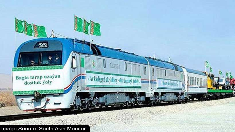 new-railway-line-between-afghanistan-and-turkmenistan-to-improve-relations