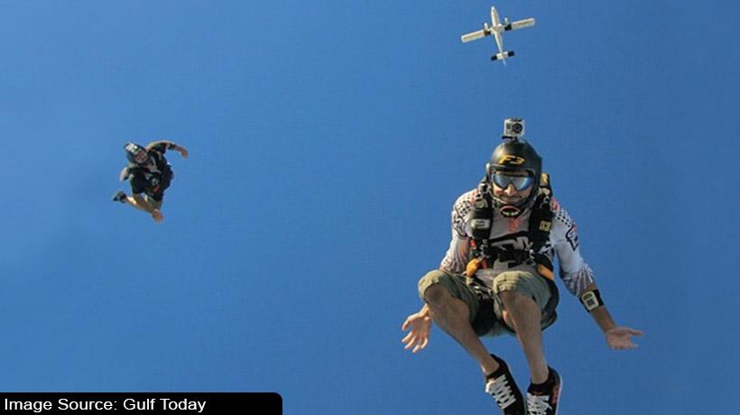 sheikh-hamdan-gets-500000-views-on-his-video-on-skydiving