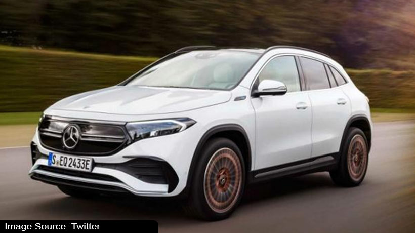 mercedes-unveils-eqa-electric-crossover