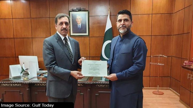 अफ़ज़ल महमूद बने यूएई में पाकिस्तान के नए राजदूत
