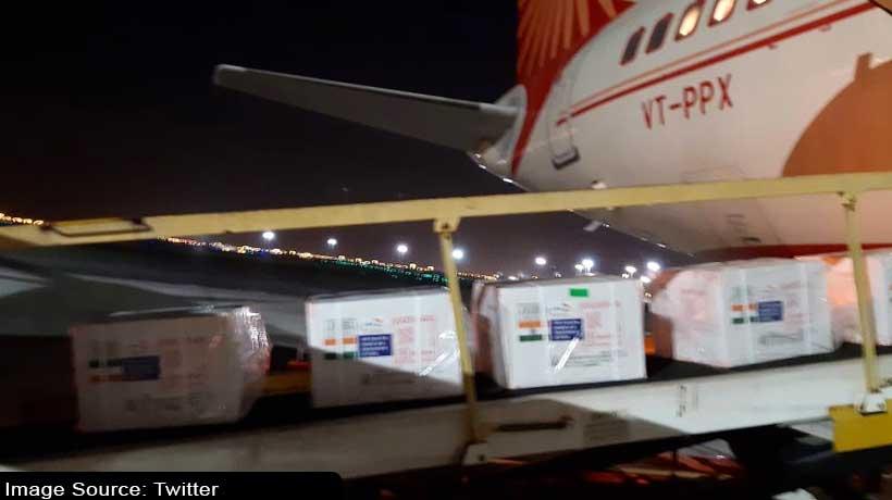 india-delivers-covid-19-vaccine-to-oman