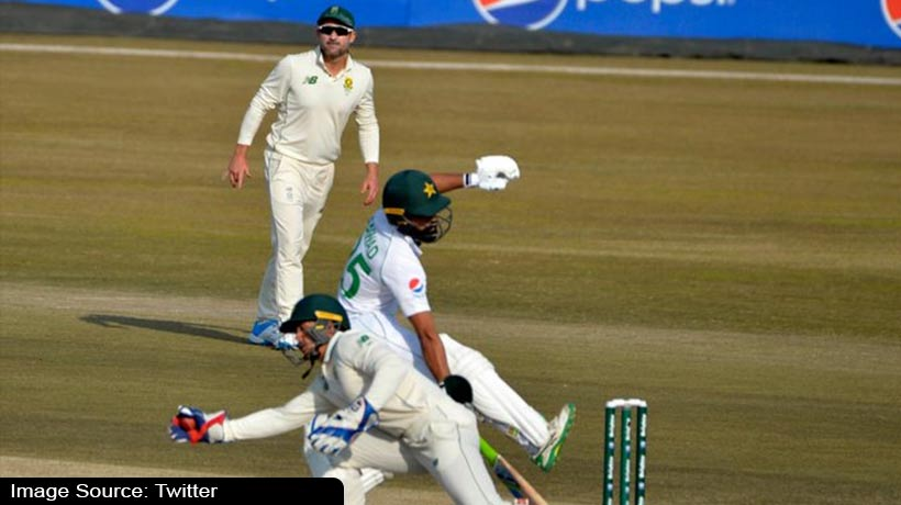 pak-vs-sa:-a-gripping-end-to-2nd-test-as-hosts-gain-200-run-lead