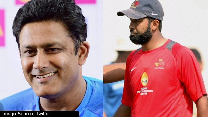 anil-kumble-lauds-wasim-jaffer's-decision-on-uttarakhand-coaching-row