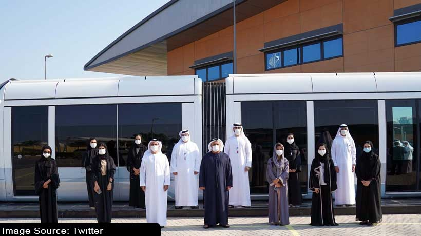 uae:-rta-chief-launches-electronic-platform-for-dubai-metro-information