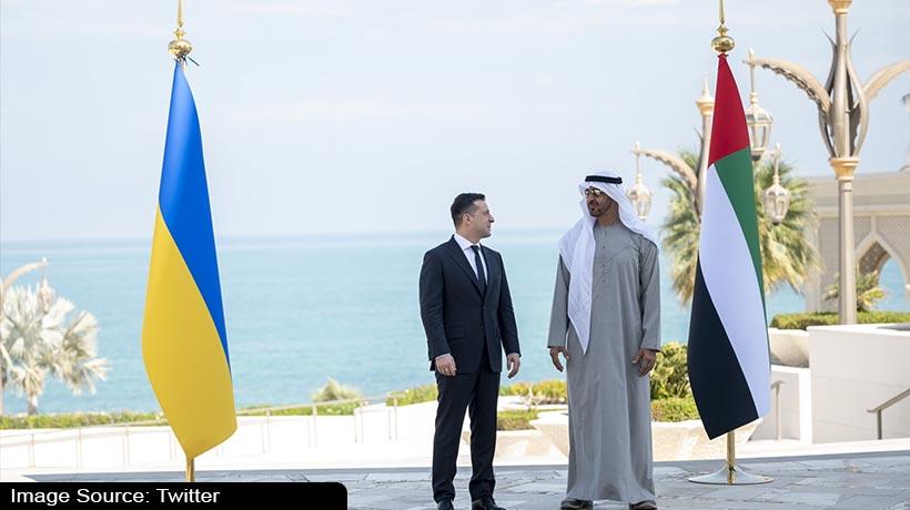abu-dhabi-crown-prince-ukrainian-president-talk-ways-to-expand-ties