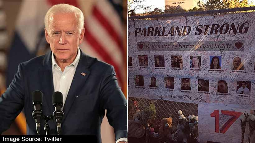 parkland-shooting-day:-us-president-joe-biden-calls-for-tougher-gun-laws