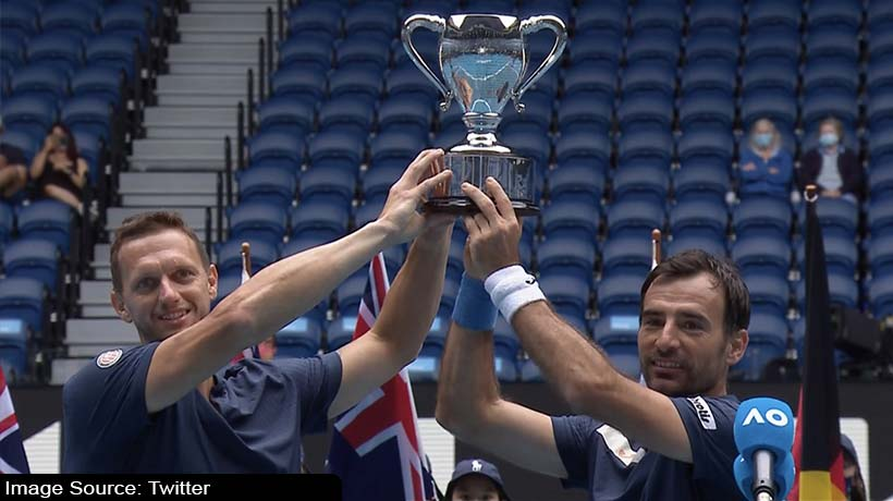 breaking:-ivan-dodig-filip-polasek-win-australian-open-men's-double-title