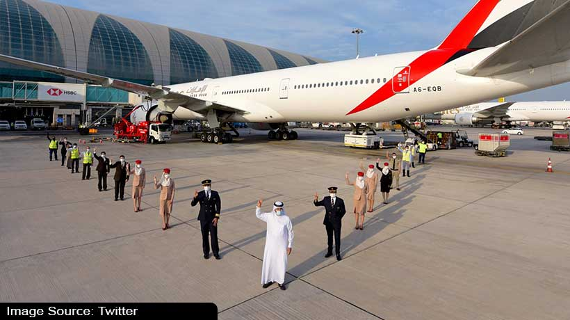 emirates-flies-with-fully-vaccinated-staff-says-first-in-the-world