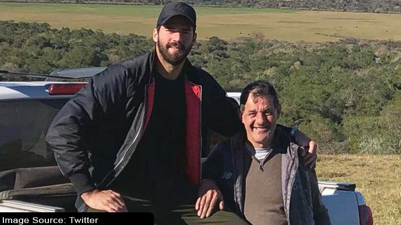 liverpool-keeper-alisson-becker's-father-drowns-in-brazil