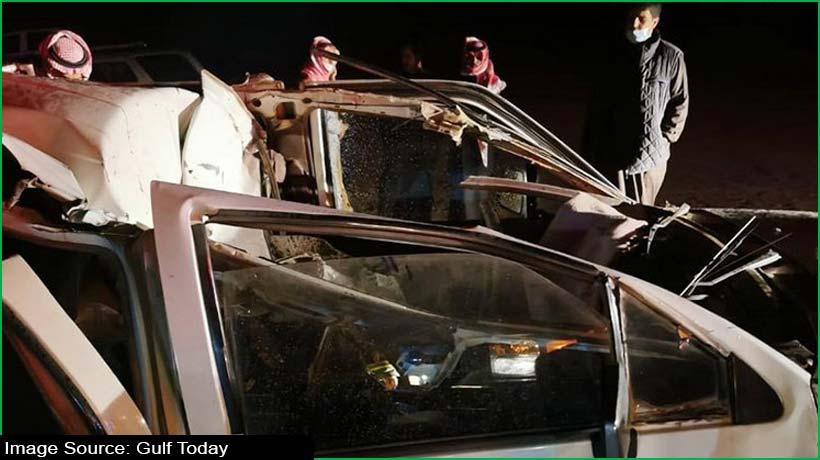 saudi-civil-defence-member-loses-his-father-in-road-accident