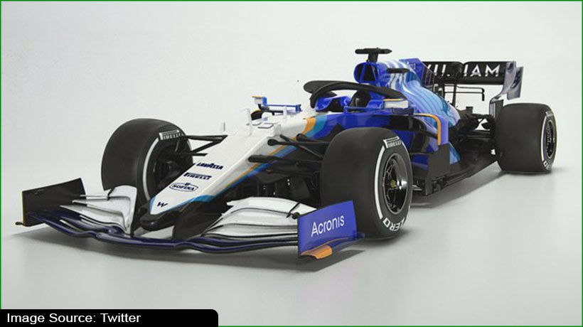 f1-williams-racing-unveils-2021-racecar-with-new-livery