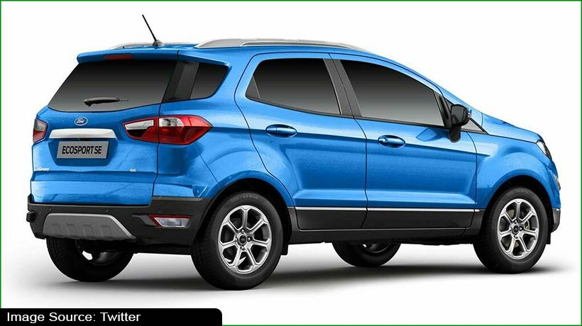 Ford adds new SE model to EcoSport lineup