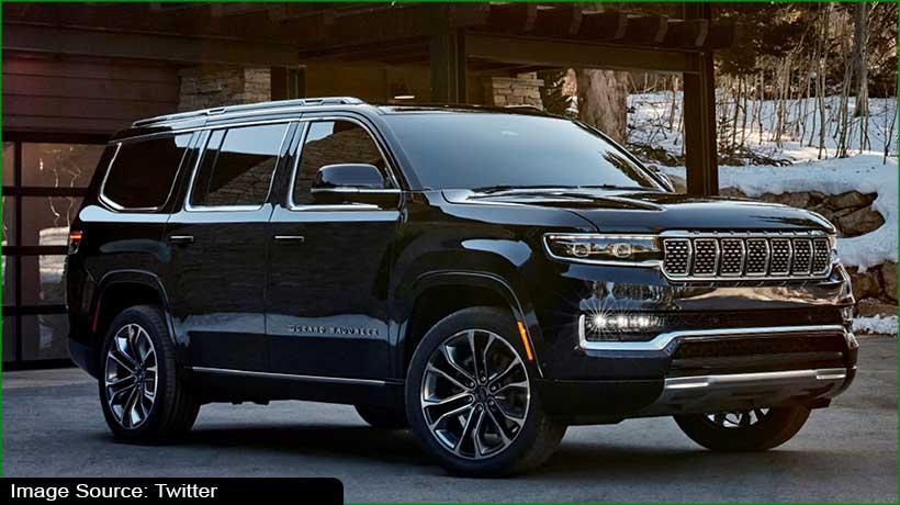 Jeep reveals 2022 Wagoneer, Grand Wagoneer