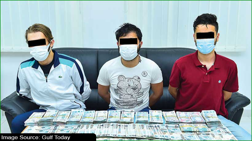 sharjah-police-arrests-robbers-who-duped-people-in-car-scam