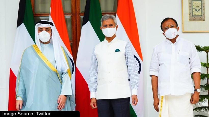 kuwaiti-foreign-minister-begins-2-day-india-visit