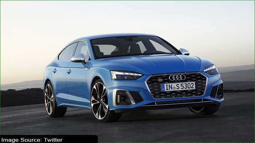 Audi India uncovers S5 Sportback facelift at INR7.9 million