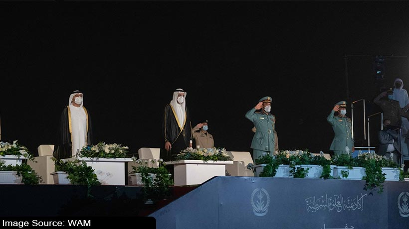 sharjah-crown-prince-attends-police-sciences-academy-graduation-ceremony