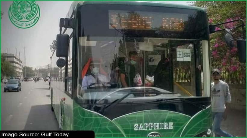 pakistan-introduces-electric-bus-in-karachi