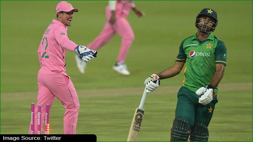 Quinton de Kock &  Fakhar Zaman affair is in umpires hands, says MCC