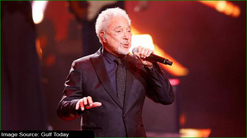Tom Jones recalls advice from Elvis Presley, Frank Sinatra