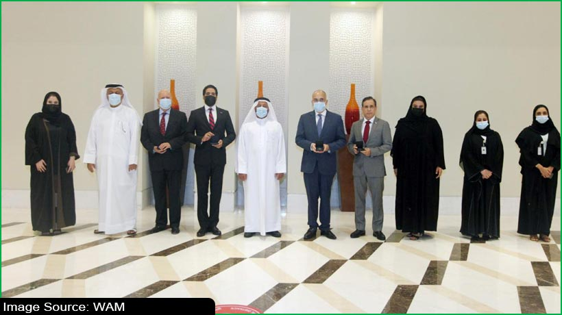 Sharjah Chamber welcomes delegation of Central American Ambassadors to UAE