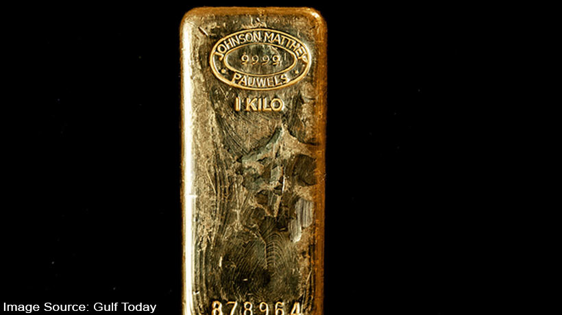 Gold falls due to strong US data, COVID-19 vaccination drive