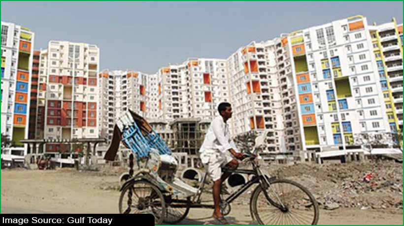 Indian real estate industry saw a sharp rise by 12%