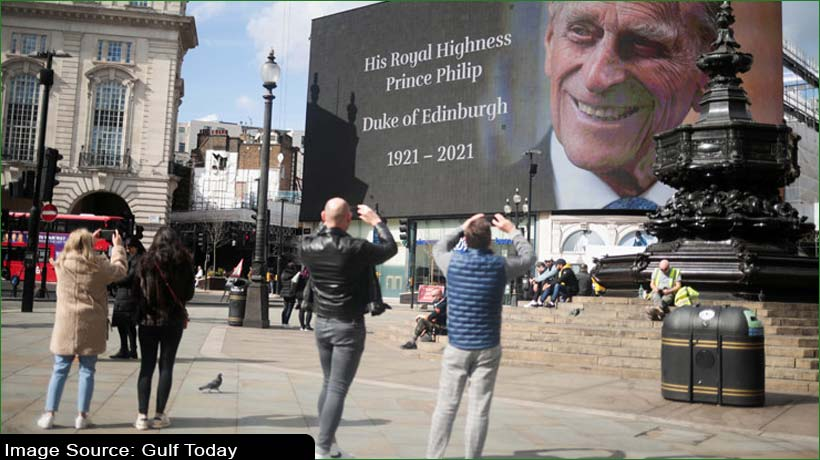 prince-philip-honoured-with-daffodils-union-jack-flags