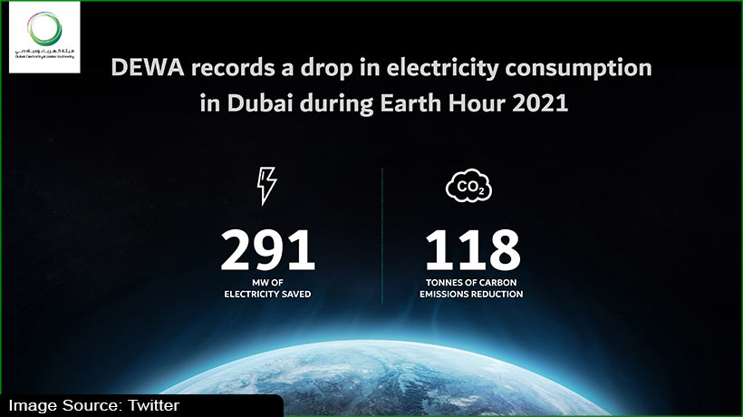 dewa-saves-29mw-energy-during-earth-hour-this-year