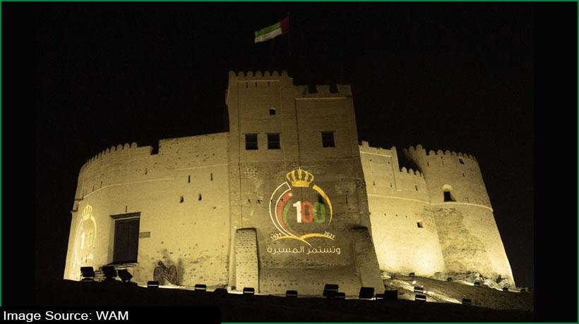 key-landmarks-in-uae-celebrate-100th-anniversary-of-jordan