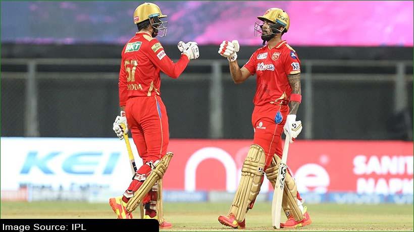 ipl-2021:-gayle-hits-350th-six-rahul-2000-runs-as-rr-need-222