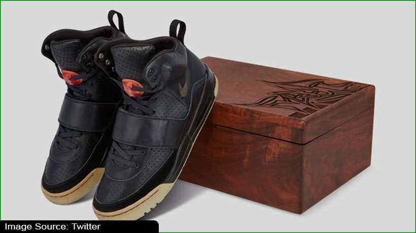 kanye-west's-yeezy-shoes-to-go-under-the-hammer