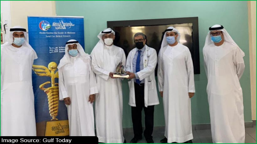 uae-hospital-staffers-honoured-for-their-exemplary-efforts-in-health-sector