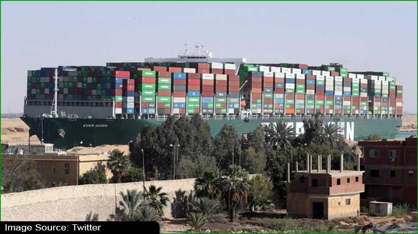 suez-canal-blockage:-egypt-impounds-ever-given-over-compensation-dispute