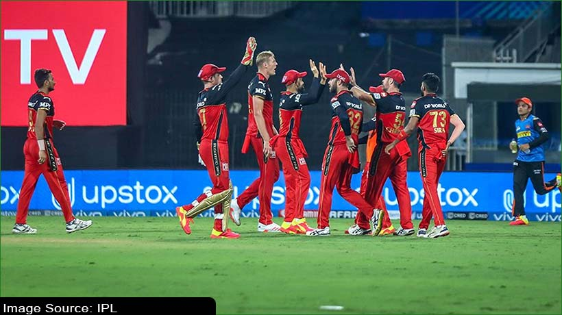 IPL 2021: RCB beat SRH by 6 runs for second consecutive win