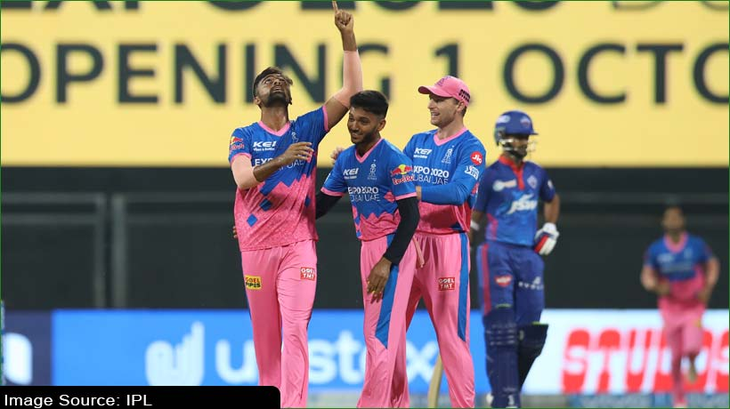 IPL 2021: RR need 148 for first win of season