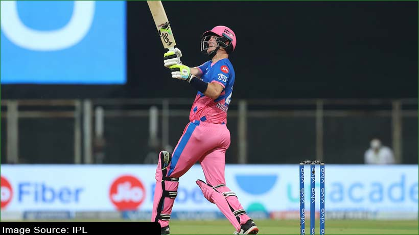 IPL 2021: Miller, Morris give RR first win of the season