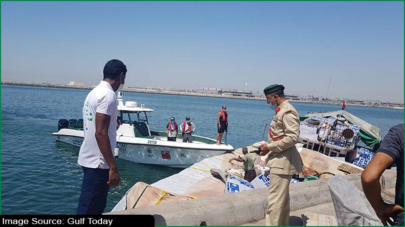 dubai-police-prevent-dhow-from-sinking-save-6-sailors