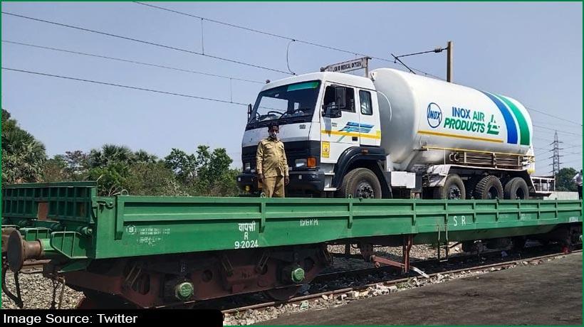 COVID-19: India announces green corridor for 'Oxygen Express Trains'