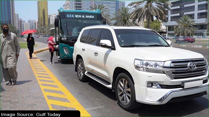 motorists-reminded-of-aed2000-fine-for-parking-at-bus-stops