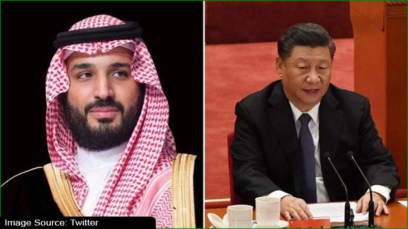 saudi-crown-prince-and-china's-president-seek-to-strengthen-bilateral-ties