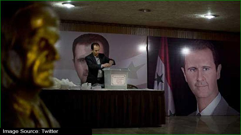 पहली बार सीरिया राष्ट्रपति चुनाव की दौड़ में उतरी एक महिला