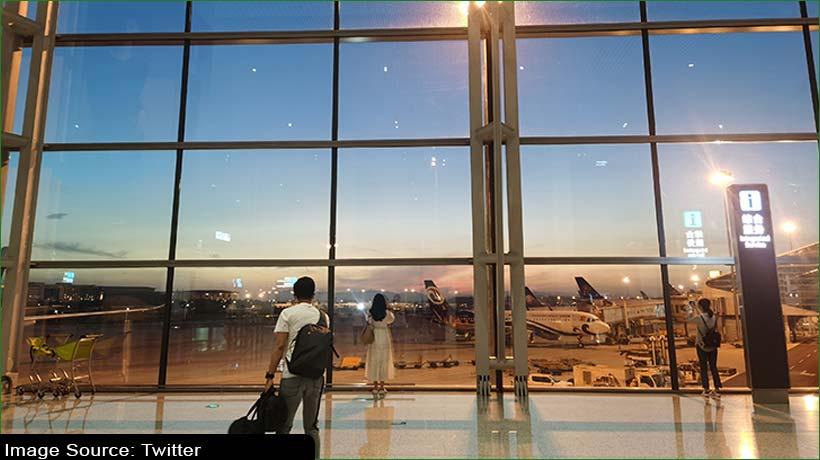 कोरोना काल के दौरान यह एयरपोर्ट रहा सबसे व्यस्त