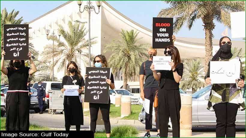 hundreds-of-kuwaitis-rally-to-protest-against-murder-of-young-woman