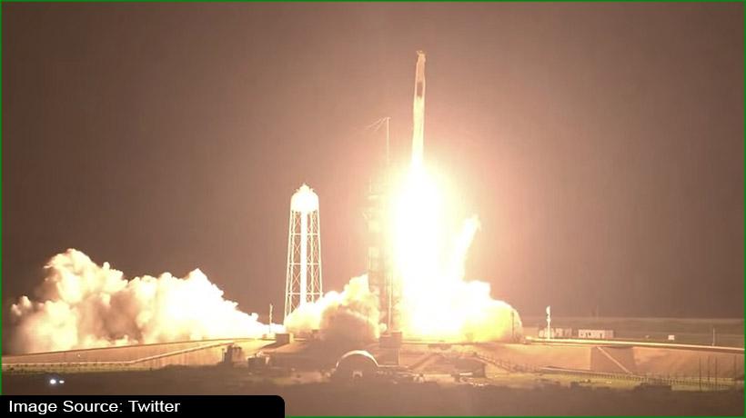 SpaceX का एक और कमाल, भरी सफल उड़ान