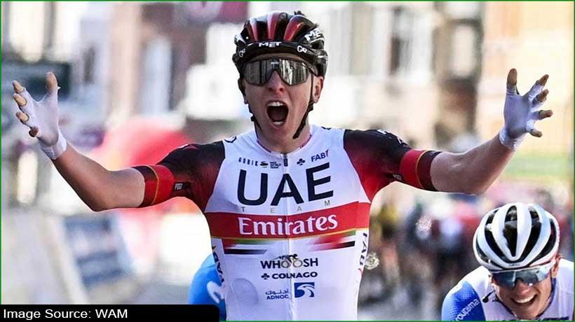 यूएई: तेदेज पोग्कर ने दर्ज की शानदार जीत