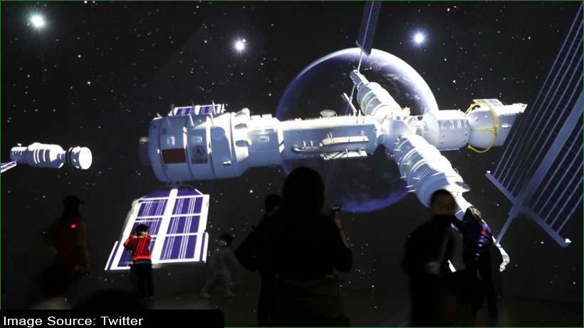 अंतरिक्ष में स्थाई स्टेशन बनाने की दिशा में चीन का एक और कदम